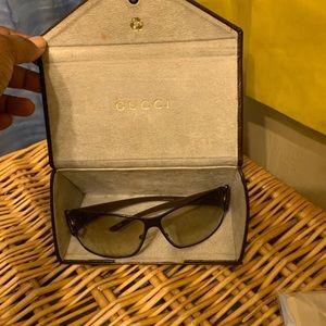 Authentic Gucci Horsebit Sunnies